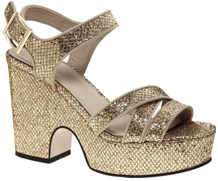 Asos HOLD TIGHT Heeled Sandals