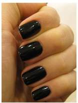 OPI Nail Lacquer Onyx by