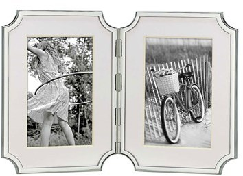 Kate Spade 'sullivan Street' Hinged Double Frame
