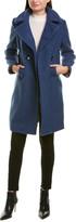 Sam Edelman Double-Breasted Coat