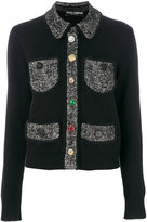 Dolce & Gabbana knitted jacket