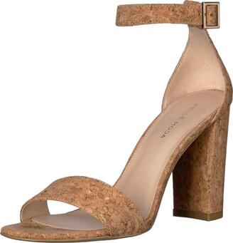 Pelle Moda Women's Bonnie-CK Heeled Sandal