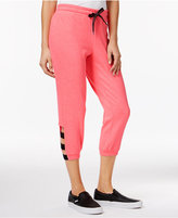 Material Girl Juniors' Cropped Sweatpants, Only at Macy's
