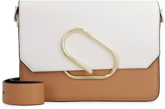 3.1 Phillip Lim Alix Two-tone Leather Crossbody Bag
