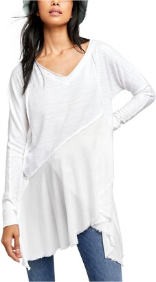 Free People Comin In Hot Tunic Top