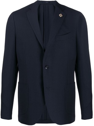 Lardini two-button tailored blazer