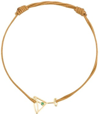 ALIITA 9kt Gold Cocktail Cord Bracelet