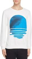 Scotch & Soda Sunset Graphic Sweatshirt