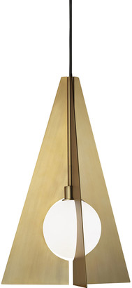 Tech Lighting Orbel Pyramid Pendant Light