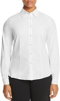 Marina Rinaldi Bellini Button-Down Shirt
