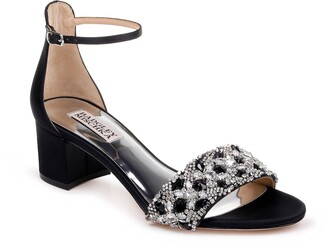 Badgley Mischka Collection Liz Ankle Strap Sandal