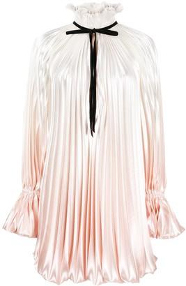 Philosophy di Lorenzo Serafini Gradient Pleated Dress