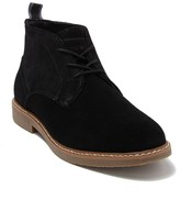 Steve Madden Suede Perforated Chukka Boot