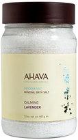 Ahava Calming Lavender Mineral Bath Salt