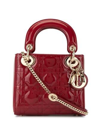 Christian Dior Pre-Owned Lady Cannage mini bag