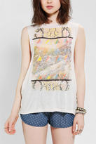 Urban Outfitters Workshop Slippery Snake Muscle Tee