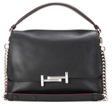 Tod's Double T Medium Leather Shoulder Bag