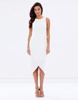 Entwine Halter Dress