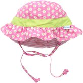 I Play I-Play Toddler Girls Reversible Ruffle Bucket Sun Protection Hat