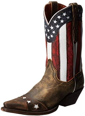 Dan Post Women's Liberty Western Boot