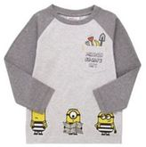 Character Universal Studios Despicable Me 3 Minions Long Sleeve T-Shirt, Infant Boy's