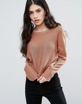 Brave Soul Round Neck Sweater