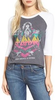 Junk Food Clothing Women's Def Leppard Tee