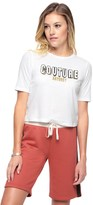 Juicy Couture Couture Anyone Fashion Graphic Tee