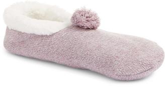 Nordstrom Fleece Lined Slipper Socks