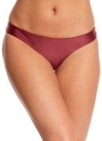Vix Paula Hermanny Solid Basic Bikini Bottom 8149657