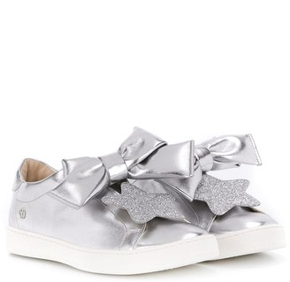 Florens TEEN oversized bow sneakers