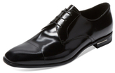 Prada Calfskin Leather Derby