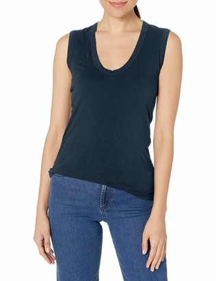Velvet by Graham & Spencer Women's Estina Gauzy Tank