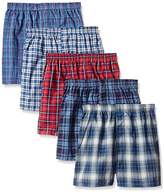 Fruit of the Loom Boys' Woven Boxer