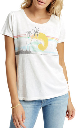 Sol Angeles Sunbeams Crewneck Short-Sleeve Graphic Tee
