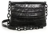 Nancy Gonzalez Jelly Bean Crocodile Crossbody Bag