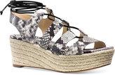 MICHAEL Michael Kors Sofia Platform Lace-Up Sandals