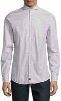 Strellson Sian Slim-Fit Cotton Shirt