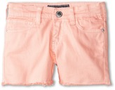 Toobydoo Jeans Shorts in Coral (Toddler/Little Kids/Big Kids)