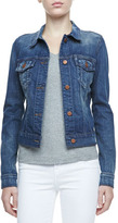 Jeans Slim-Fit Denim Jacket, Archaic