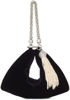 Jimmy Choo tassel-detail Callie bag