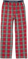 Polo Ralph Lauren - Checked Cotton Pyjama Trousers