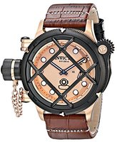 Invicta Men's 16168 Russian Diver Analog Display Mechanical Hand Wind Brown Watch