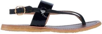 Bisgaard Toe strap sandals