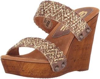 Sbicca Women's Dottie Wedge Sandal