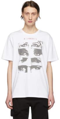 R 13 White 13 Eyes Curtis T-Shirt