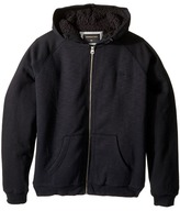 Quiksilver Block Outback Sherpa Fleece Top (Big Kids)