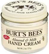 Burt's Bees Almond Milk and Beeswax Hand Cream by 2oz Cream)