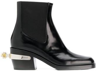 Nodaleto 60mm Bulla Western boots