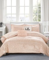 Thumbnail for your product : Intelligent Design Zoey Reversible 5-Pc. Full/Queen Comforter Set Bedding